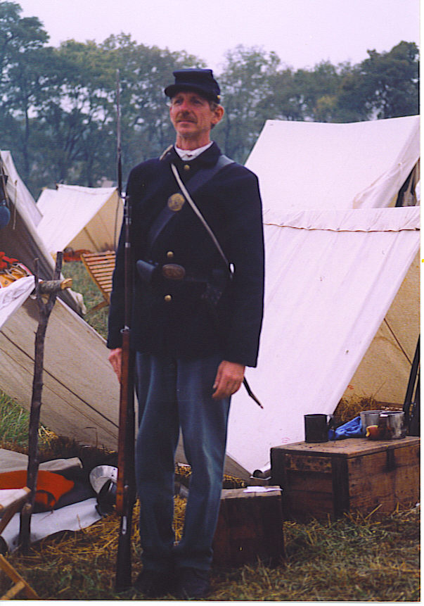 Pvt.Gary Bergstrom