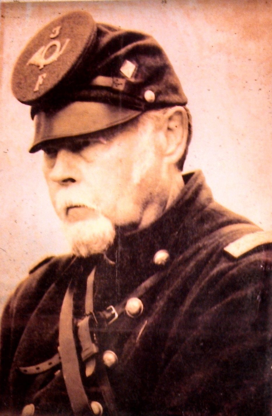 Major Rick Shogren